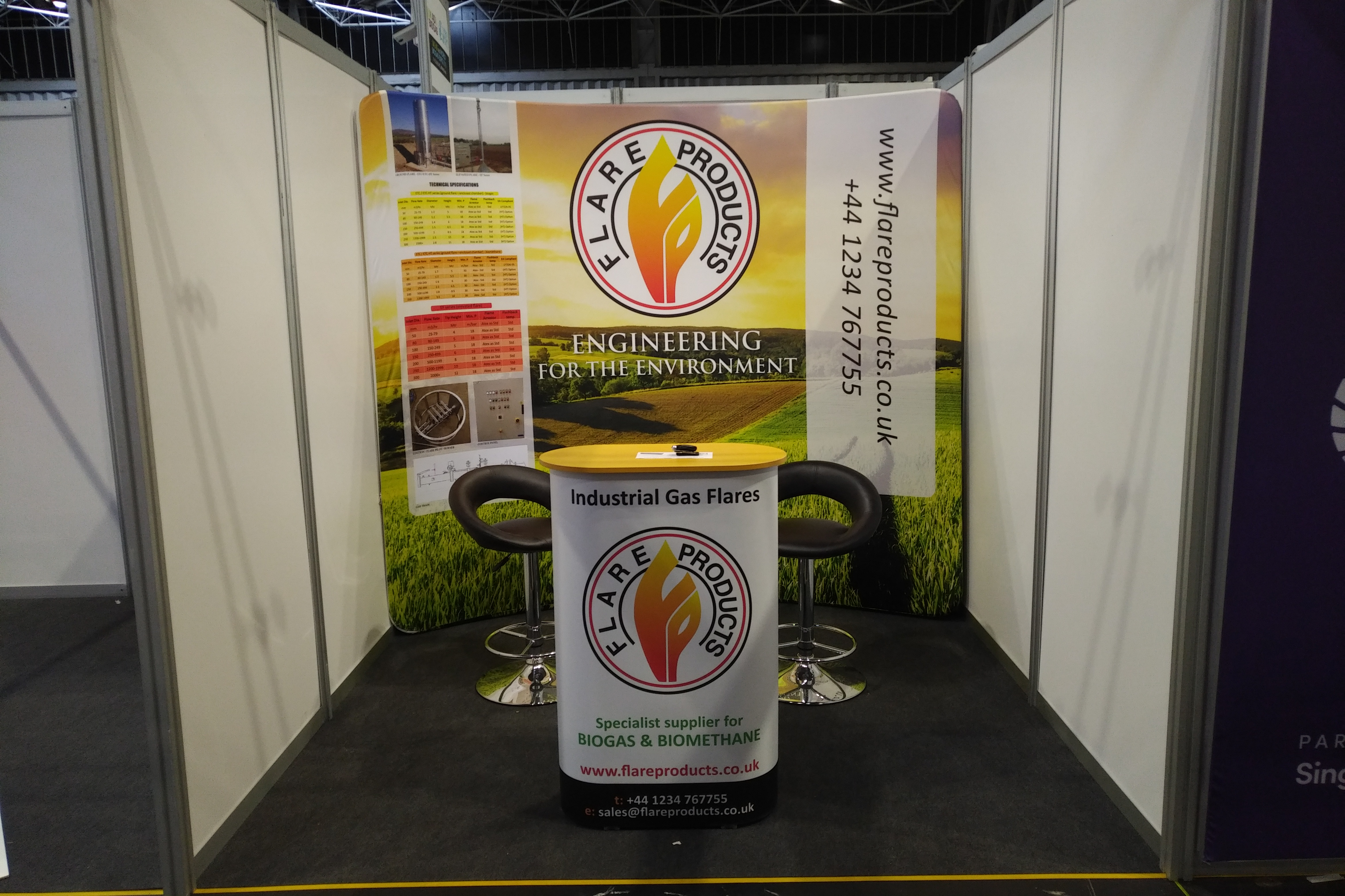 Stand G303